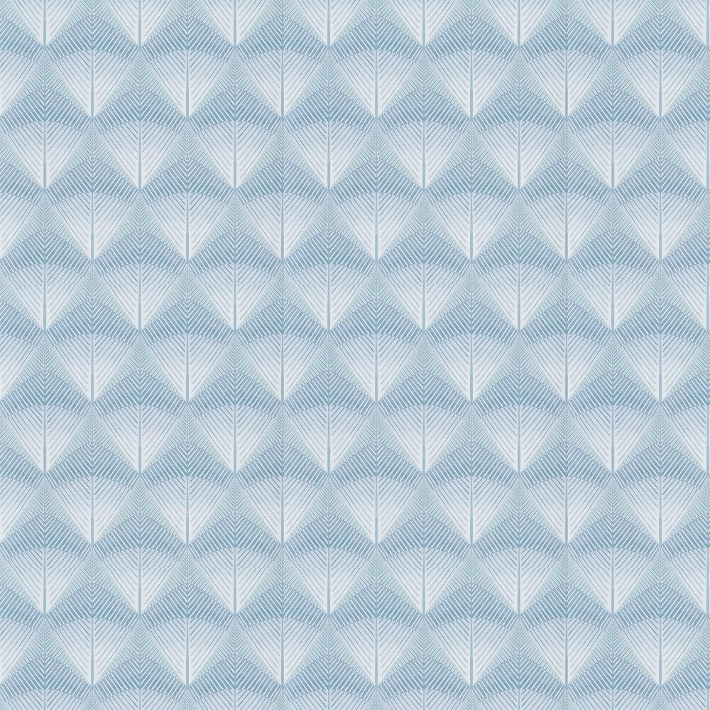 Veren Wallpaper - Ocean - by Designers Guild