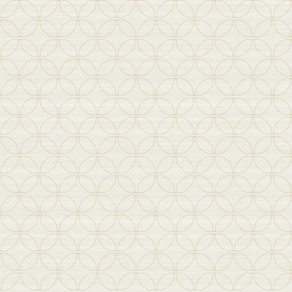 Elizabeth Ockford Caprino Ivory / Neutral Wallpaper - Product code: WP0100501