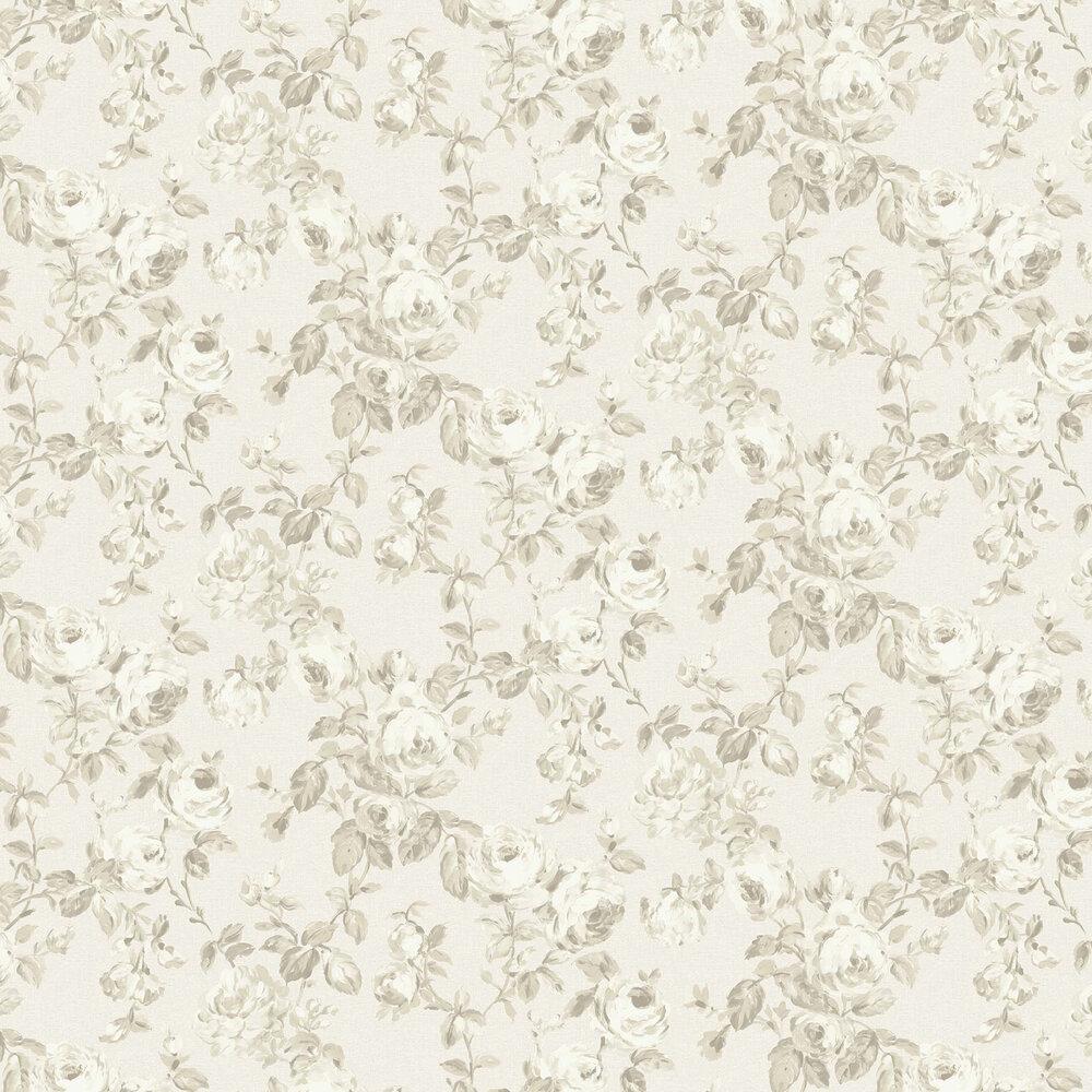 Elizabeth Ockford Melide Ivory / Neutral Wallpaper - Product code: WP0100601