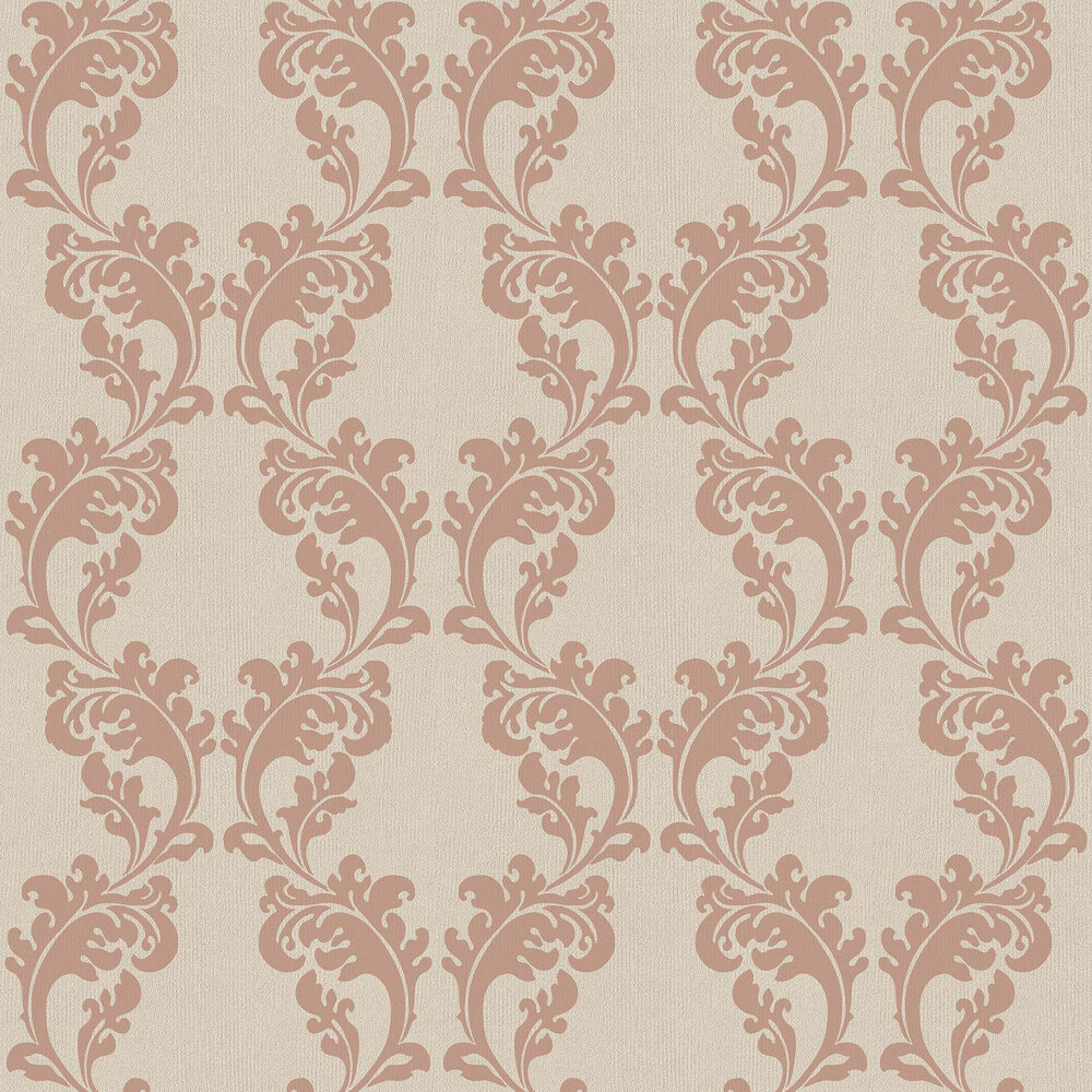 Elizabeth Ockford Melano Sable / Copper Wallpaper - Product code: WP0101301