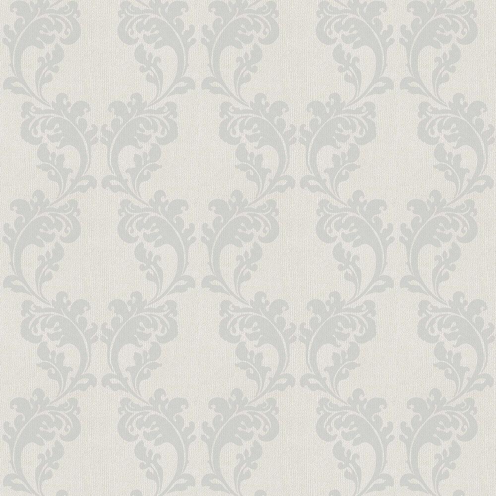 Elizabeth Ockford Melano Mink / Silver Wallpaper - Product code: WP0101302