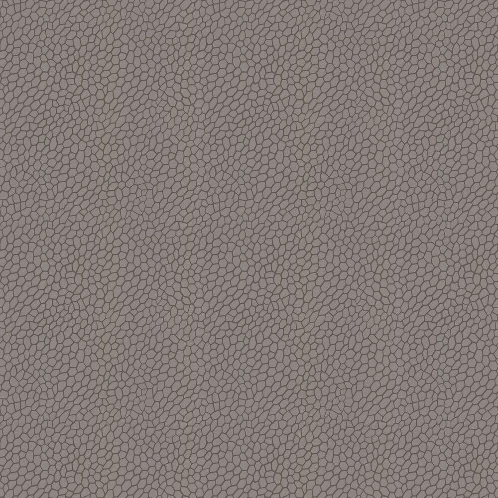 Playa Wallpaper - Pewter - by Clarke & Clarke