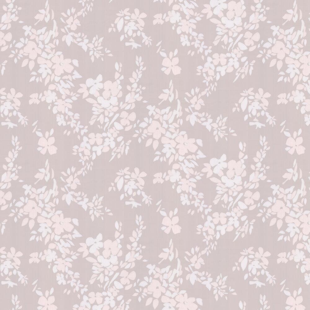 Hegemone Wallpaper - Shell Pink - by Farrow & Ball