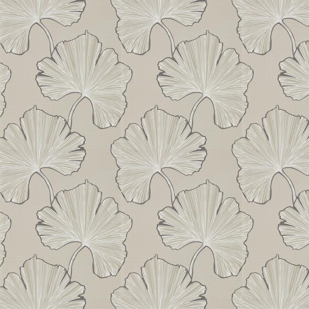 Azurea Wallpaper - Pearl - by Harlequin
