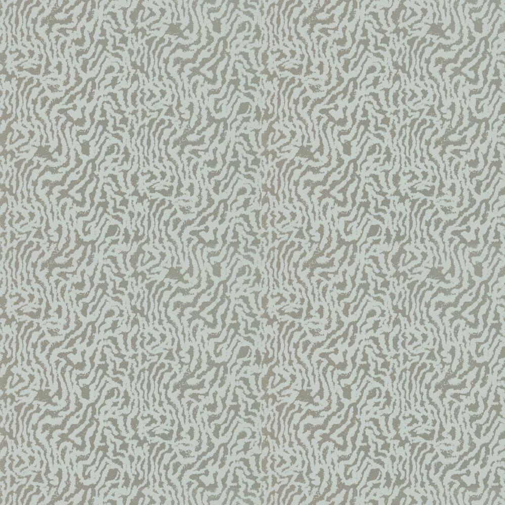 Seduire Wallpaper - Mist & Gilver - by Harlequin