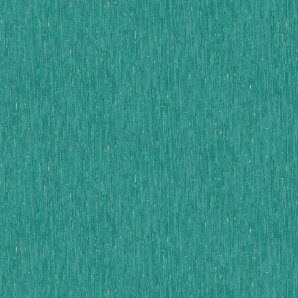 Texture Wallpaper - Emerald - by Casadeco