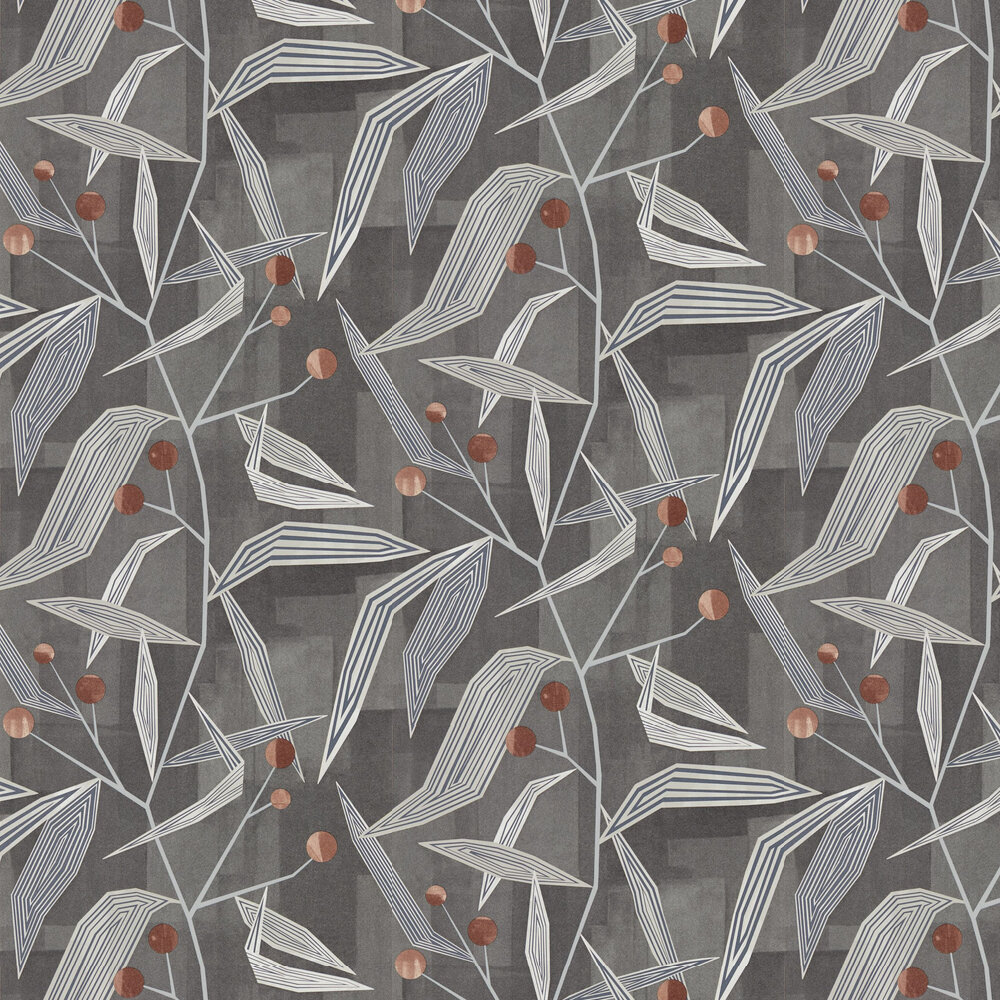 Harlequin Entity Bitter Chocolate Wallpaper - Product code: 111690