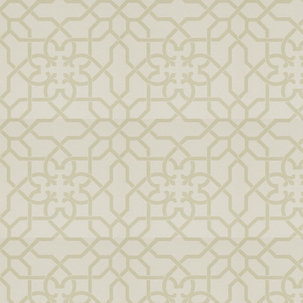 Sanderson Mawton Willow / Cream Wallpaper - Product code: 216417