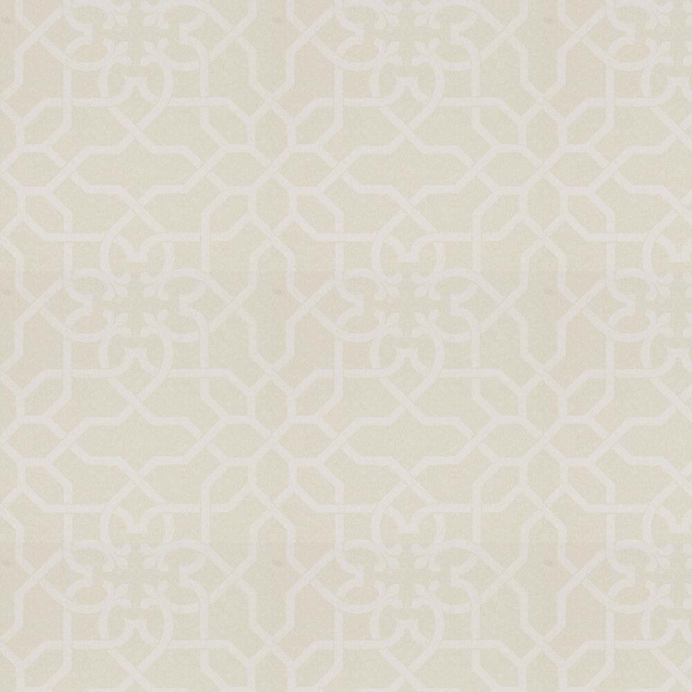 Sanderson Mawton Chalk / Ivory Wallpaper - Product code: 216418
