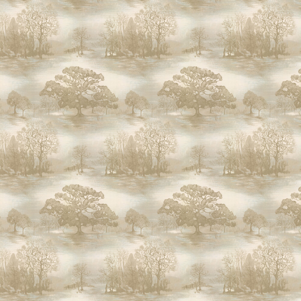 Jane Churchill Moonstruck Gold Wallpaper - Product code: J170W-05