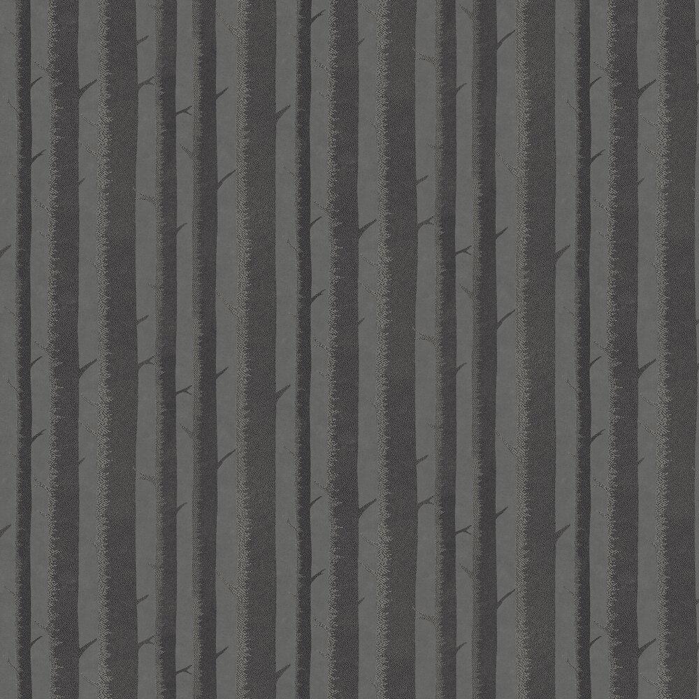 Casadeco Arbre Charcoal / Gold Wallpaper - Product code: MAA 8052 93 05