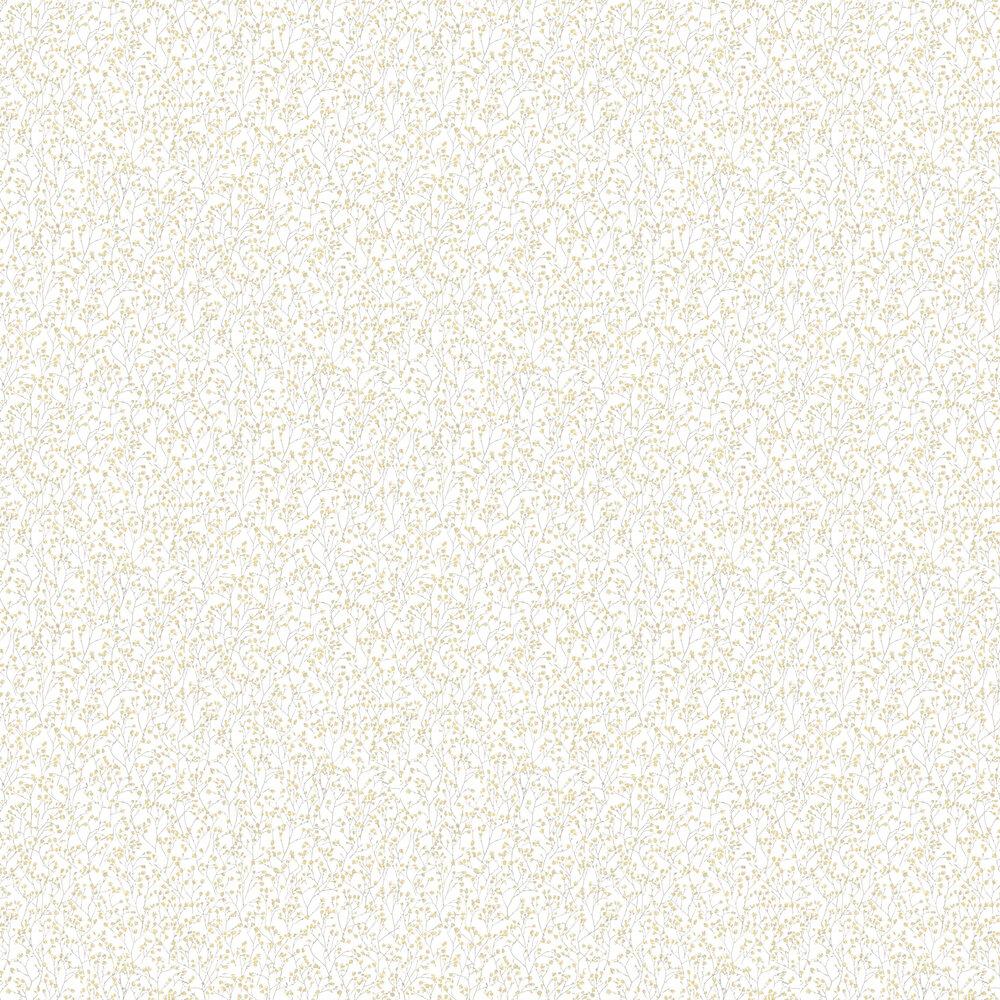 Casadeco Graminées Cream / Gold Wallpaper - Product code: MAA 8053 21 26