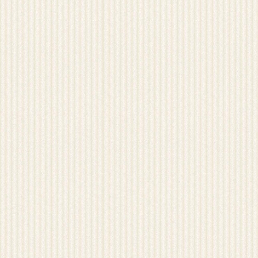 Ombre Stripe Wallpaper - Ivory - by SketchTwenty 3