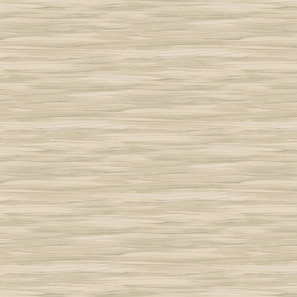 River Wallpaper - Taupe - by SketchTwenty 3