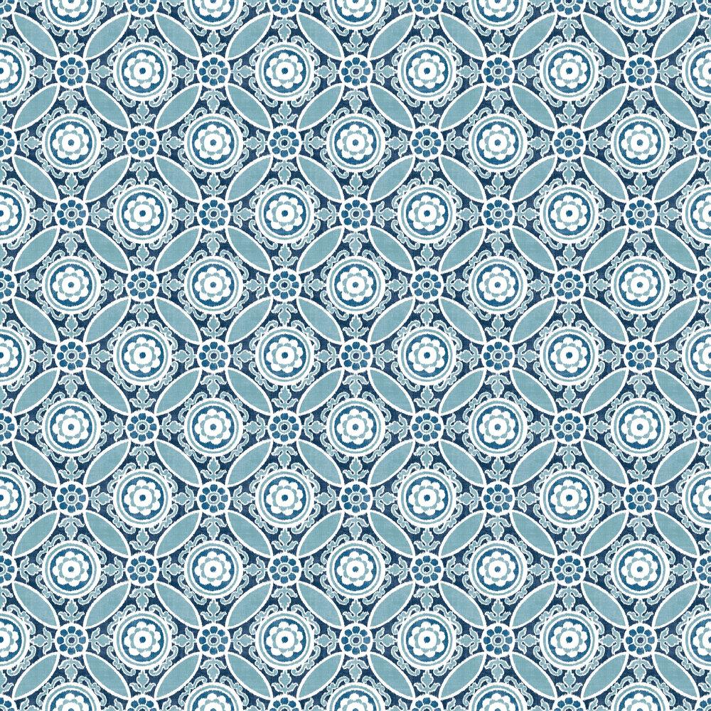 Albany Amalfi Ink Blue Wallpaper - Product code: 24116
