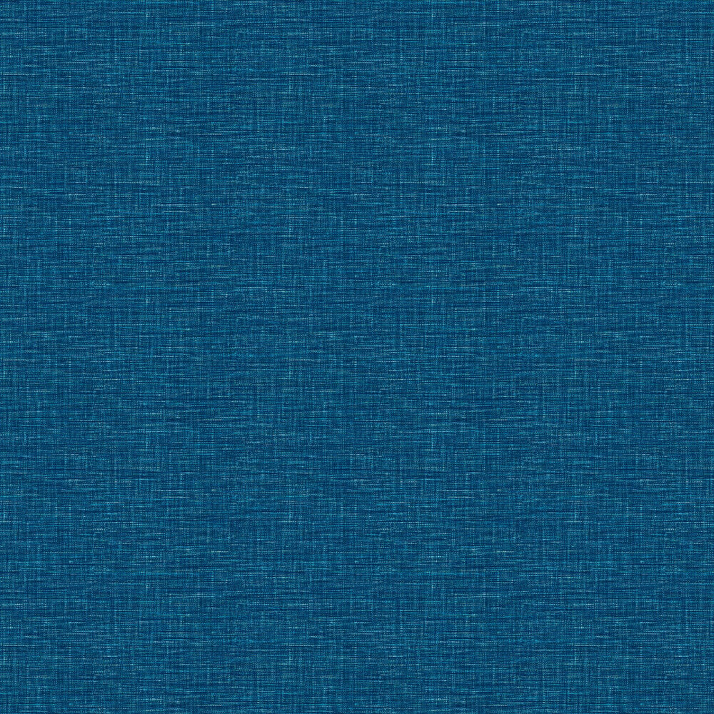 Grass Wallpaper - Navy Blue - by Albany