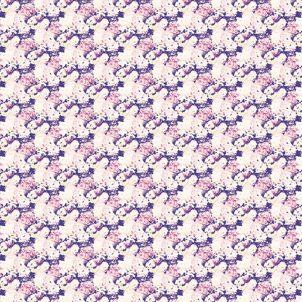 Aire Wilworth Purple / Pink Wallpaper - Product code: 2016-100-06