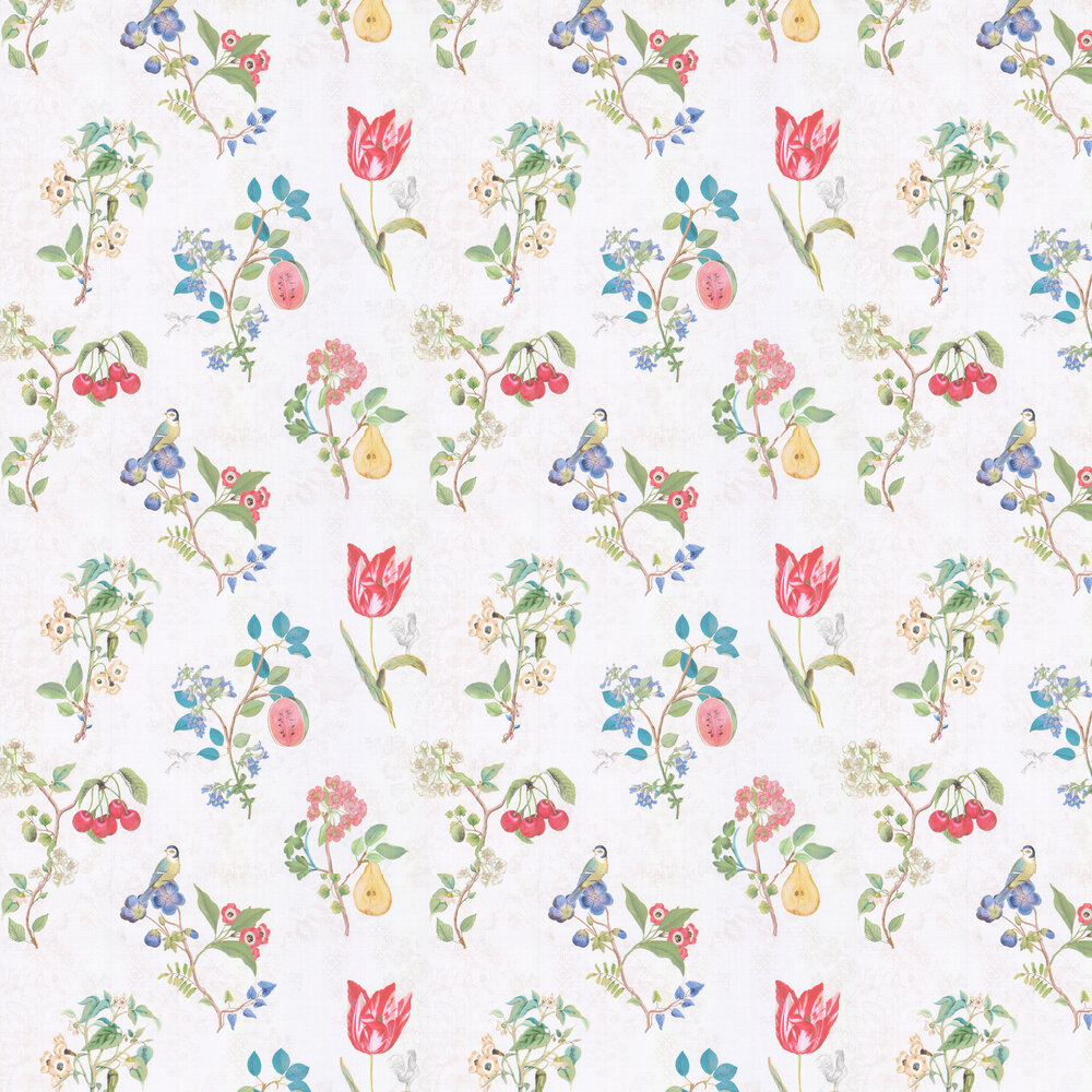 Eijffinger Cherry Pip Off White Wallpaper - Product code: 375020