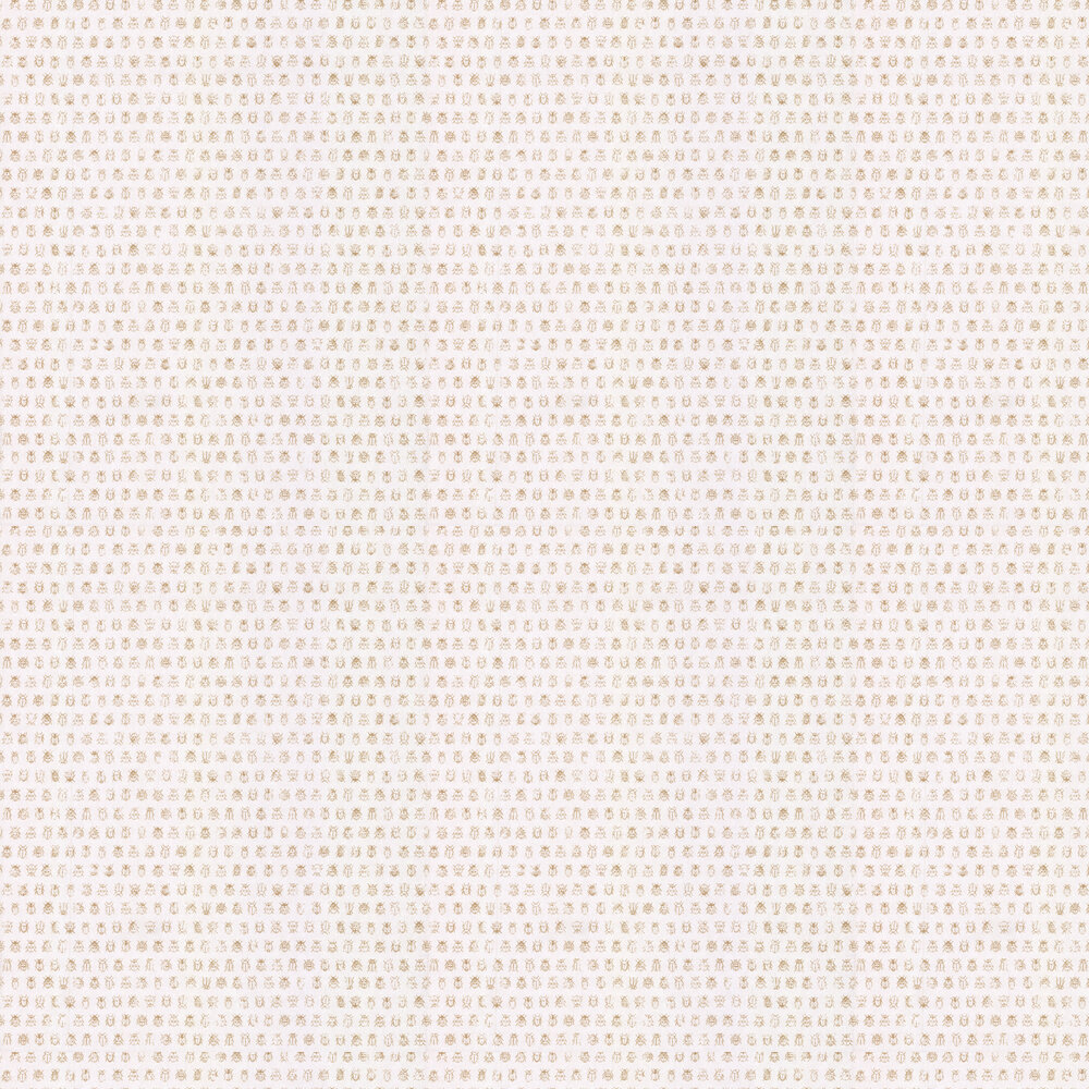 Lady Bug Wallpaper - Off White - by Eijffinger