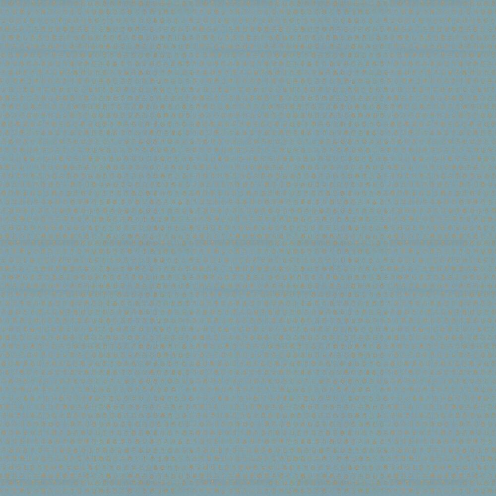 Eijffinger Lady Bug Turquoise Wallpaper - Product code: 375032