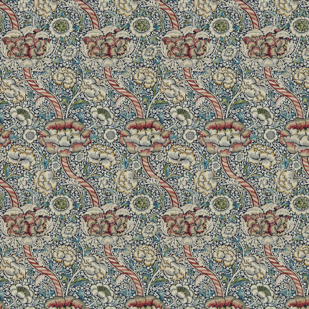 Morris Wandle Indigo / Madder Wallpaper - Product code: 216420