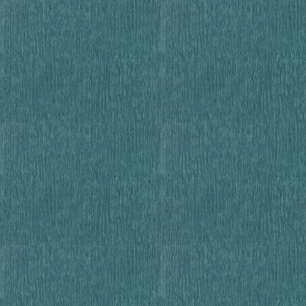 Sashiko Wallpaper - Lagoon - by Designers Guild