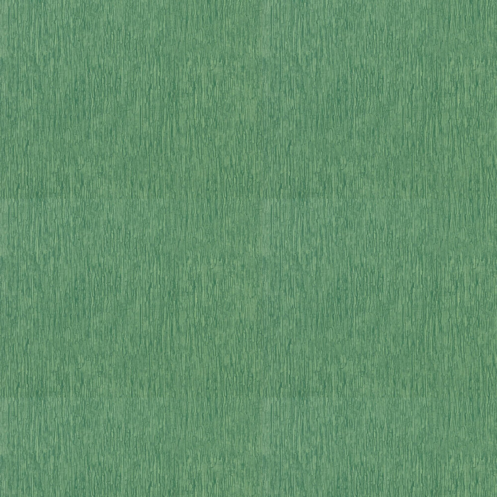 Sashiko Wallpaper - Emerald - by Designers Guild