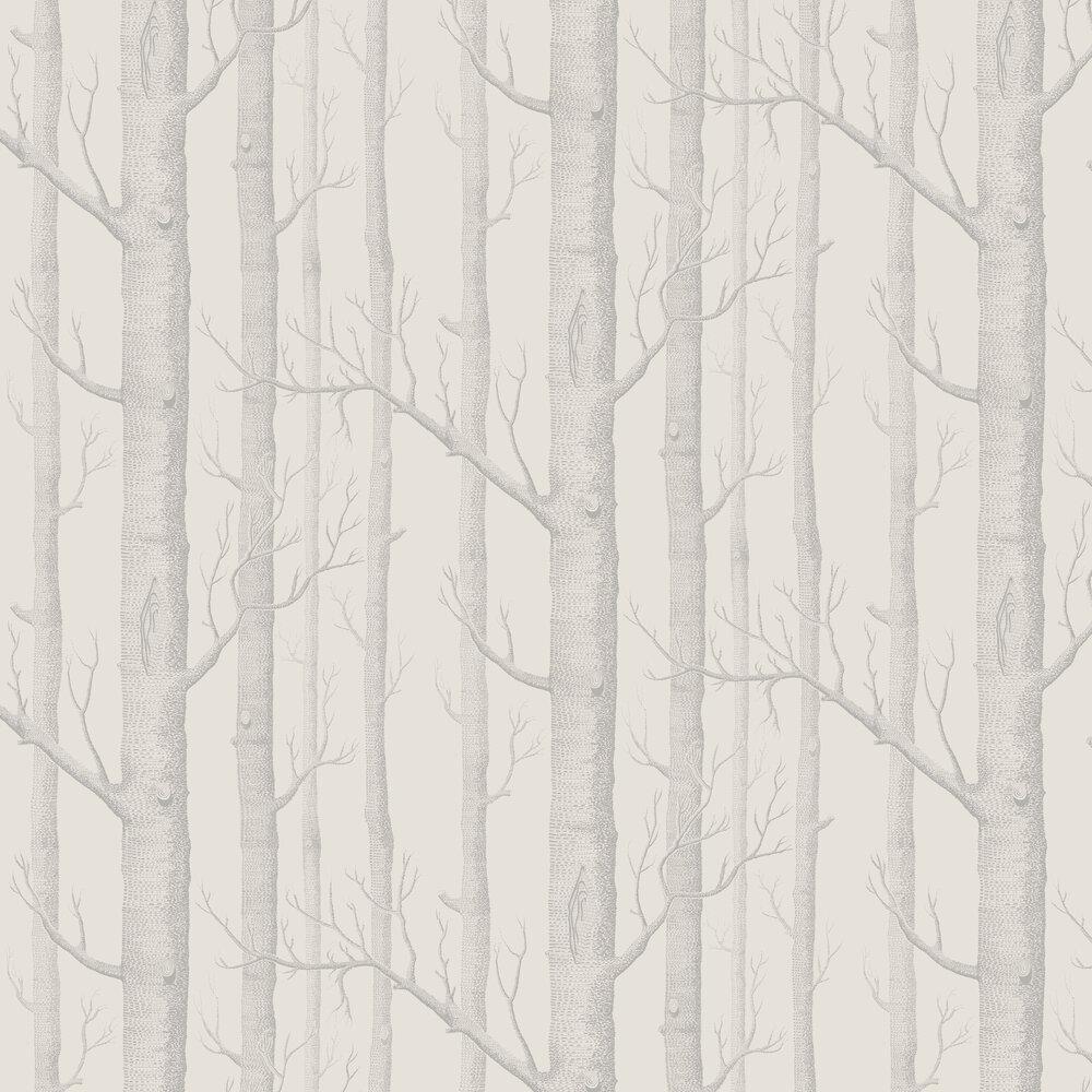 Woods Wallpaper - Parchment - by Cole & Son