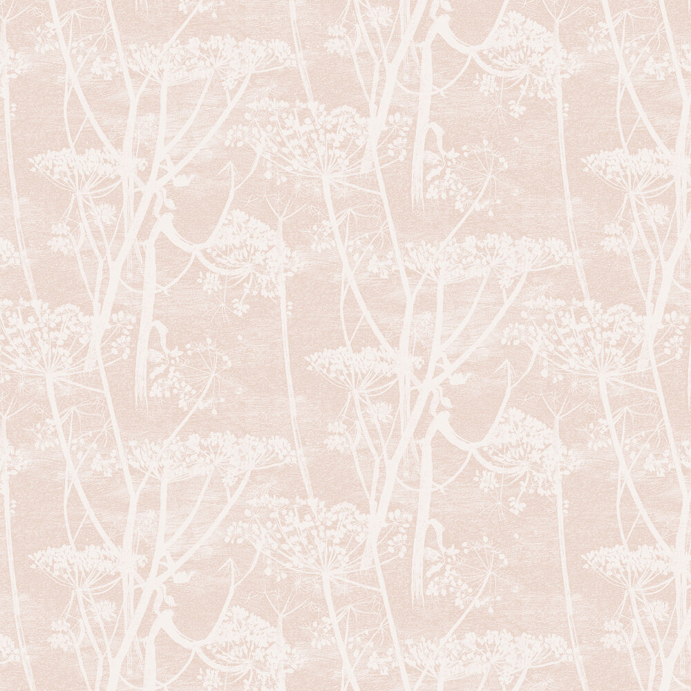 Cow Parsley Wallpaper - Ballet Slipper - by Cole & Son