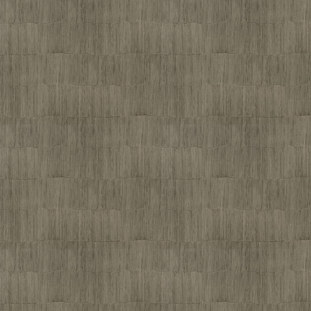 Sakioro Wallpaper - Walnut - by Designers Guild