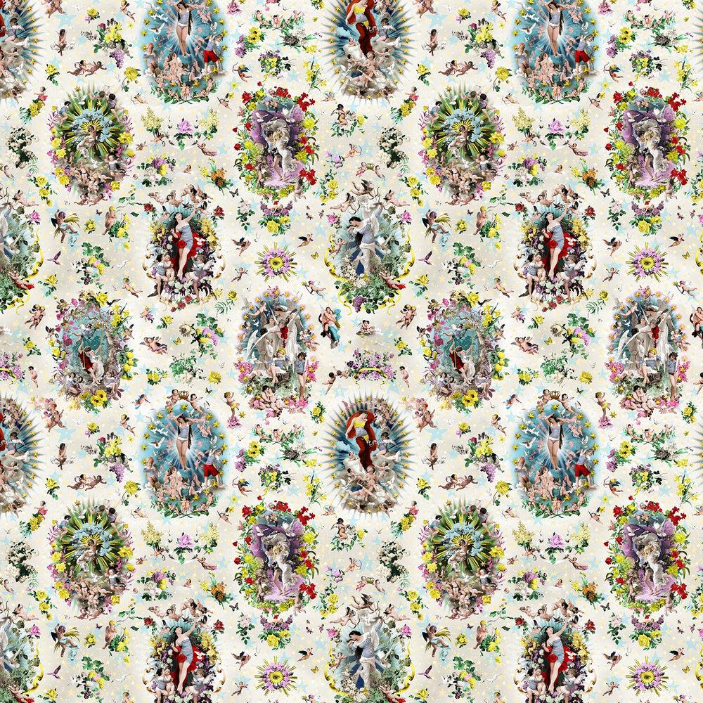 Jean Paul Gaultier Recreation Multi-coloured Wallpaper - Product code: 3309/01
