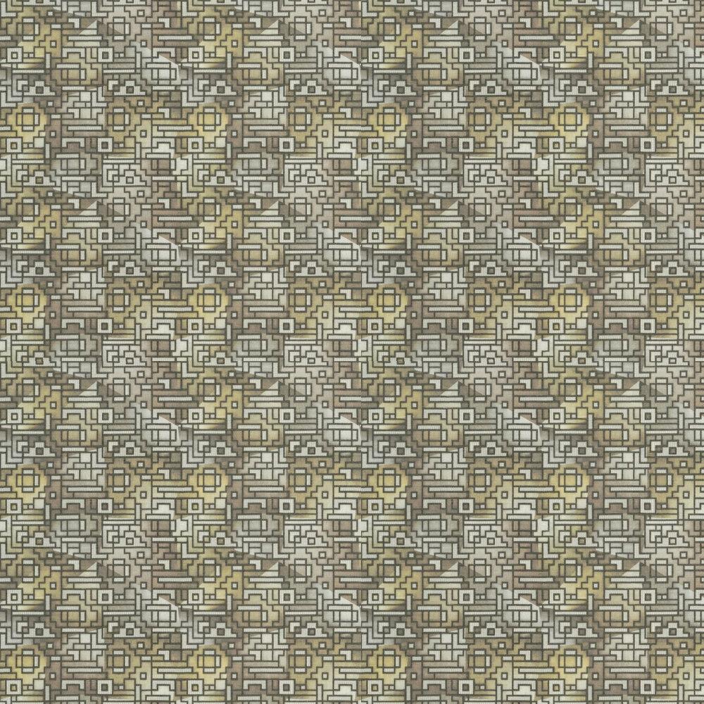 Casablanca Wallpaper - Linen - by Designers Guild