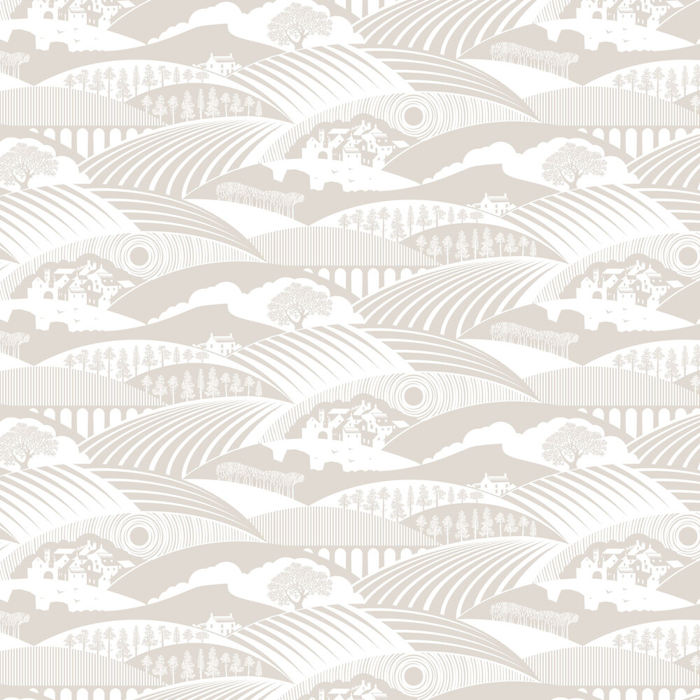Mini Moderns Moordale Stone Wallpaper - Product code: AZDPT033ST