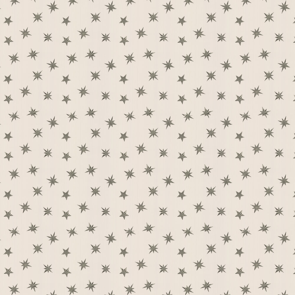 Sirius Wallpaper - Ivory - by Matthew Williamson