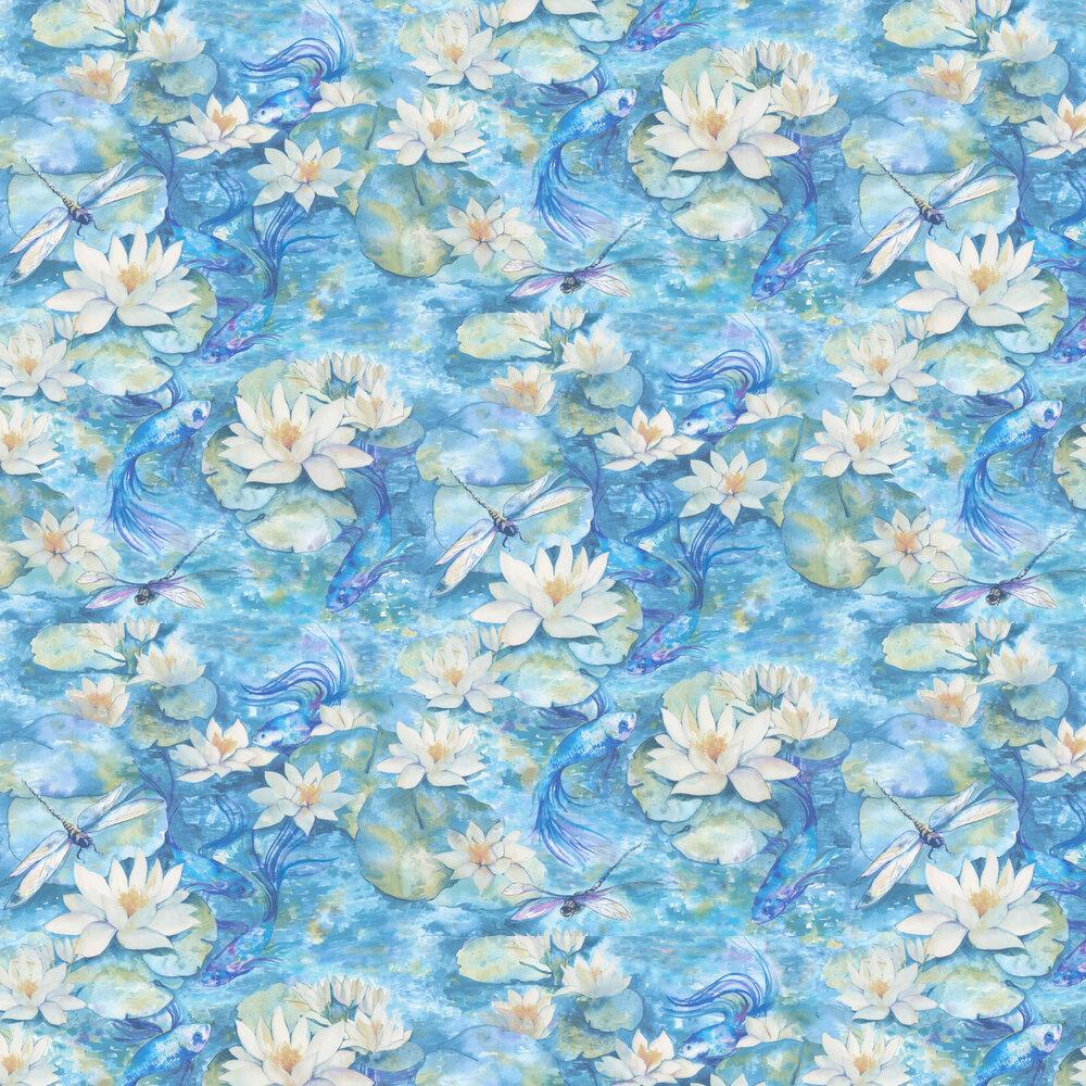 Matthew Williamson Wallpaper Water Lily W7148/01
