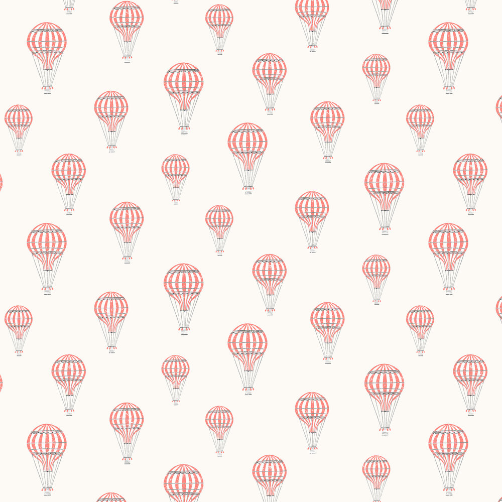 Boråstapeter André Red Wallpaper - Product code: 6260