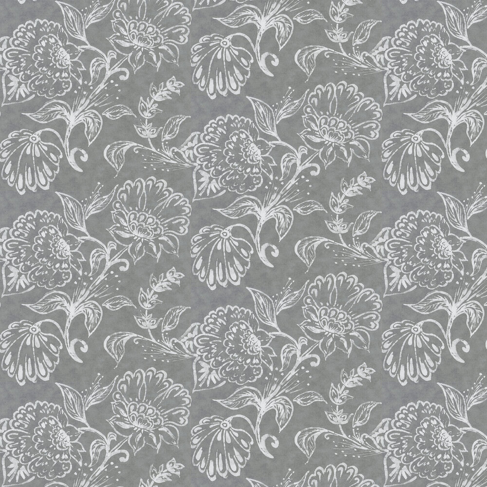 William Yeoward Philippine Steel Wallpaper - Product code: PWY9001/04