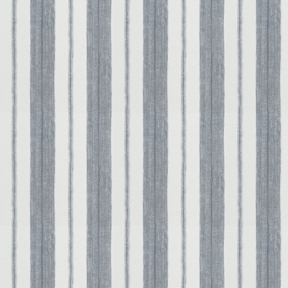 Scillo Wallpaper - Charcoal - by William Yeoward