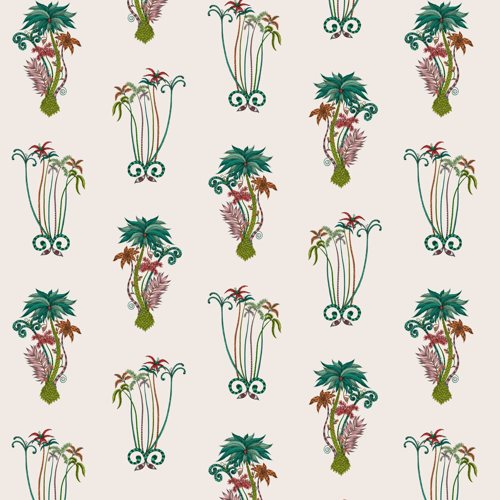Emma J Shipley Jungle Palms Wallpaper - Product code: W0101/02