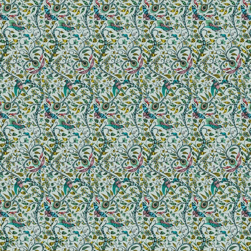 Emma J Shipley Rousseau Eggshell Wallpaper - Product code: W0104/02