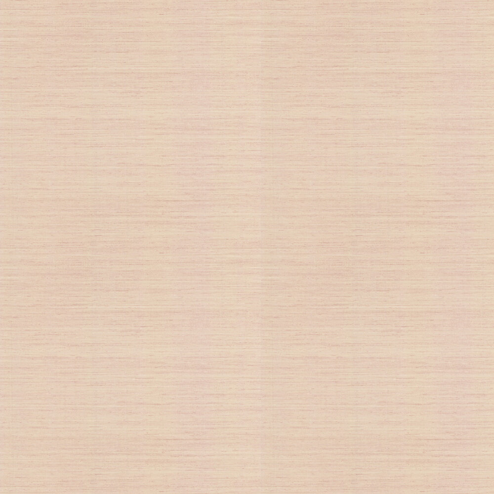 Sandrine Wallpaper - Pink - by Colefax and Fowler