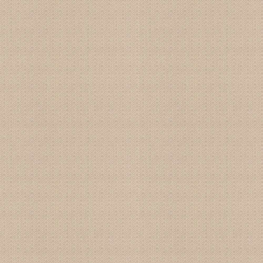 Ormond Wallpaper - Stone - by Colefax and Fowler