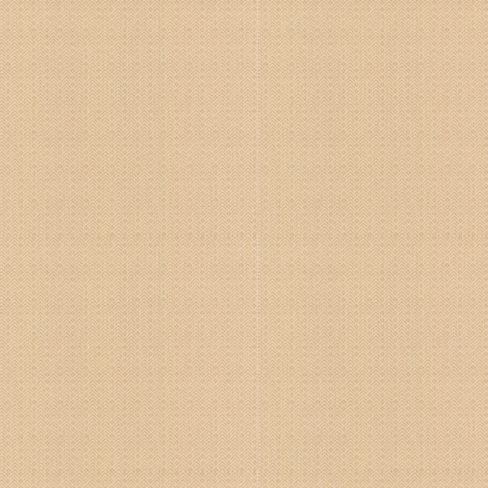 Ormond Wallpaper - Gold - by Colefax and Fowler