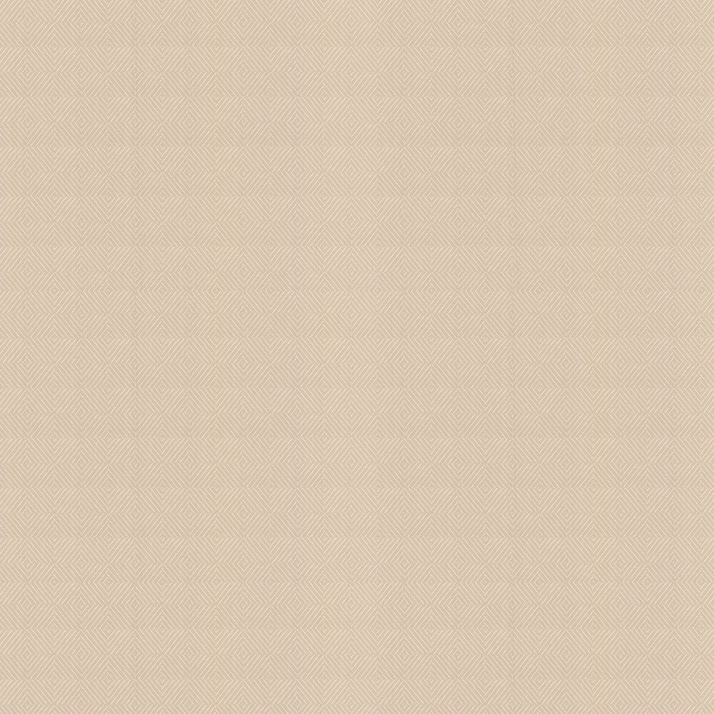Carine Wallpaper - Ivory - by Colefax and Fowler