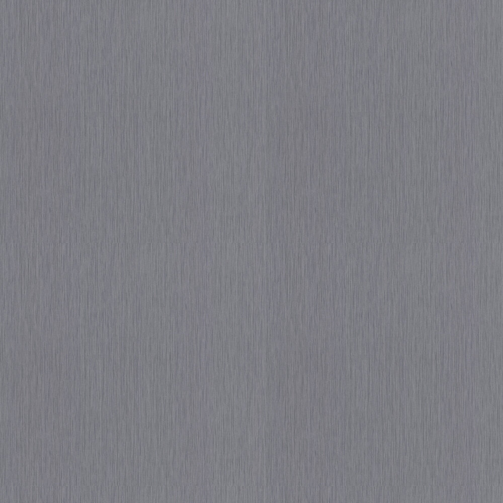Stria Wallpaper - Navy - by Colefax and Fowler