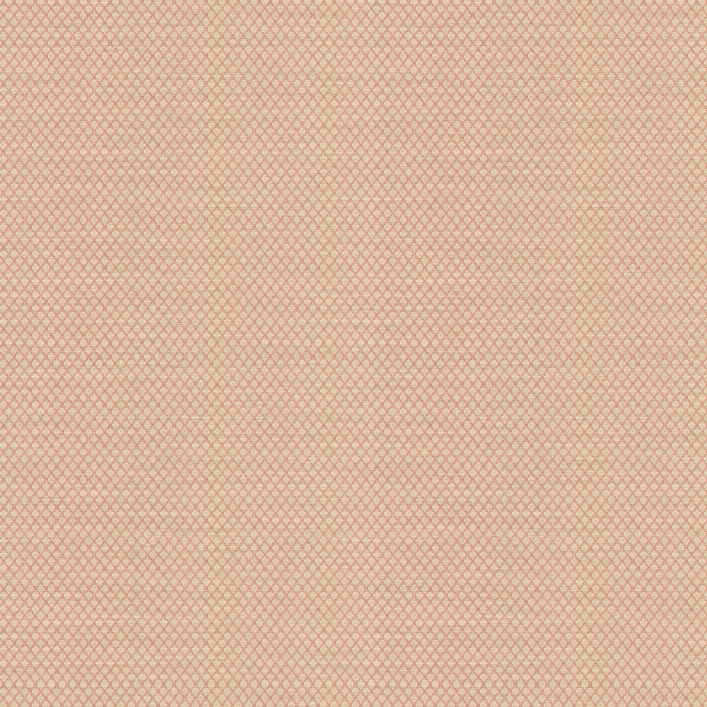 Esther Wallpaper - Coral - by Colefax and Fowler