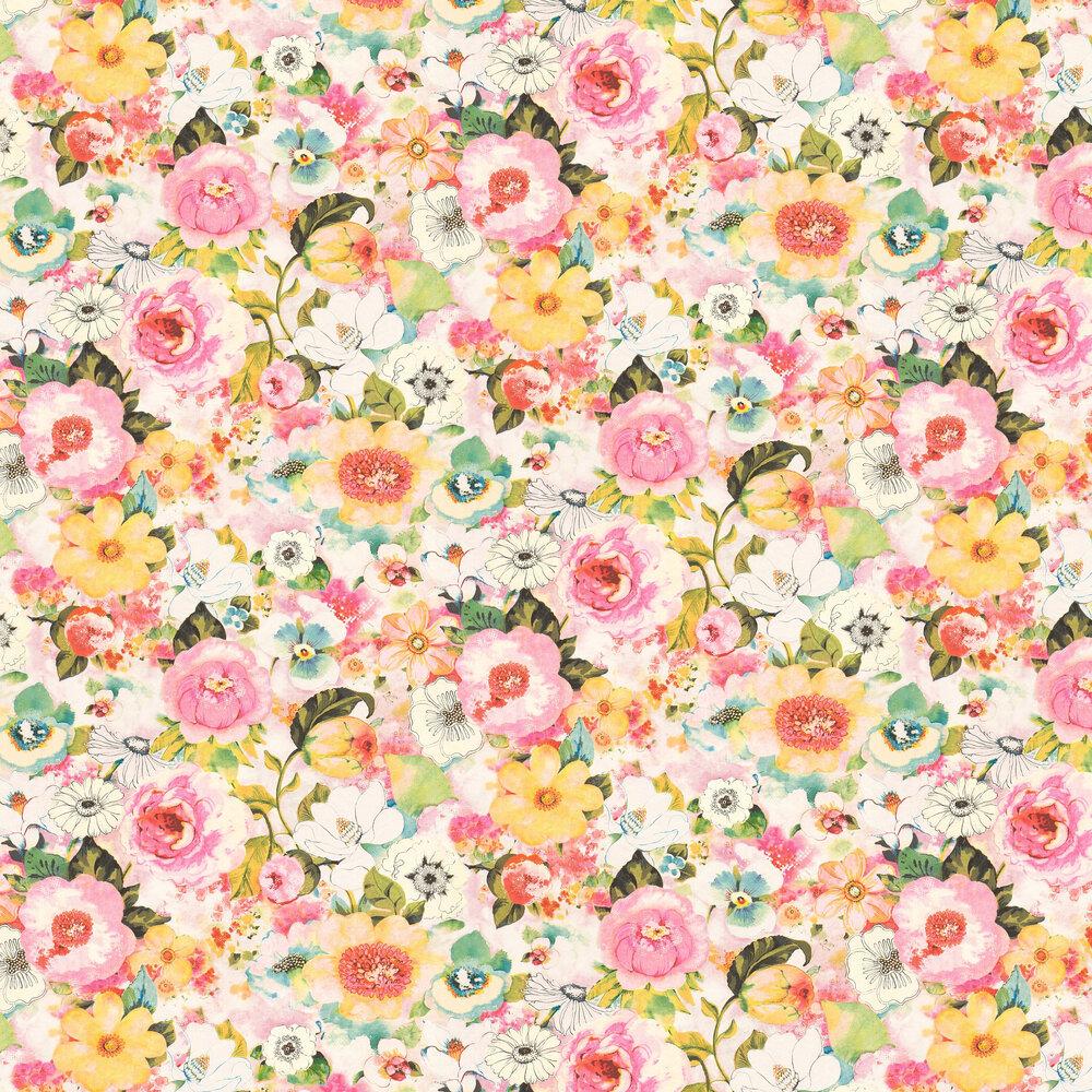 Julie Wallpaper - Multi - by Albany