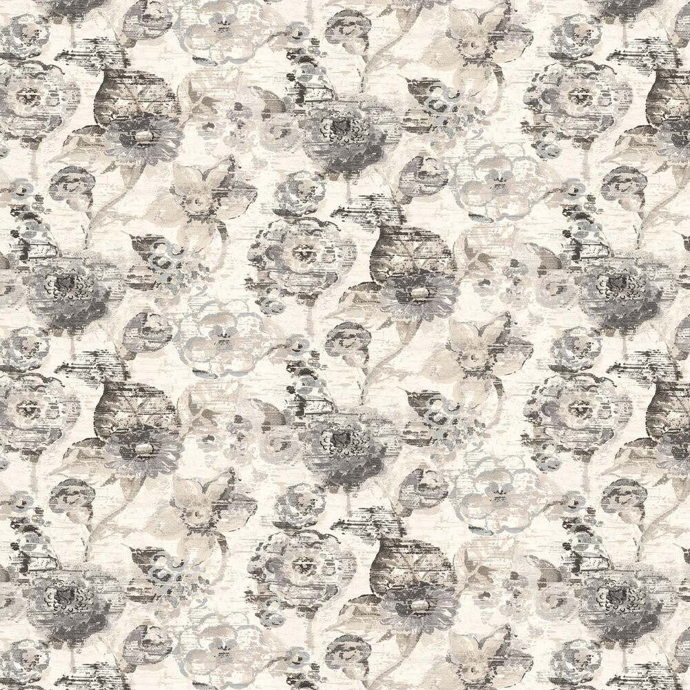 Floral Dream Wallpaper - Neutral - by Albany