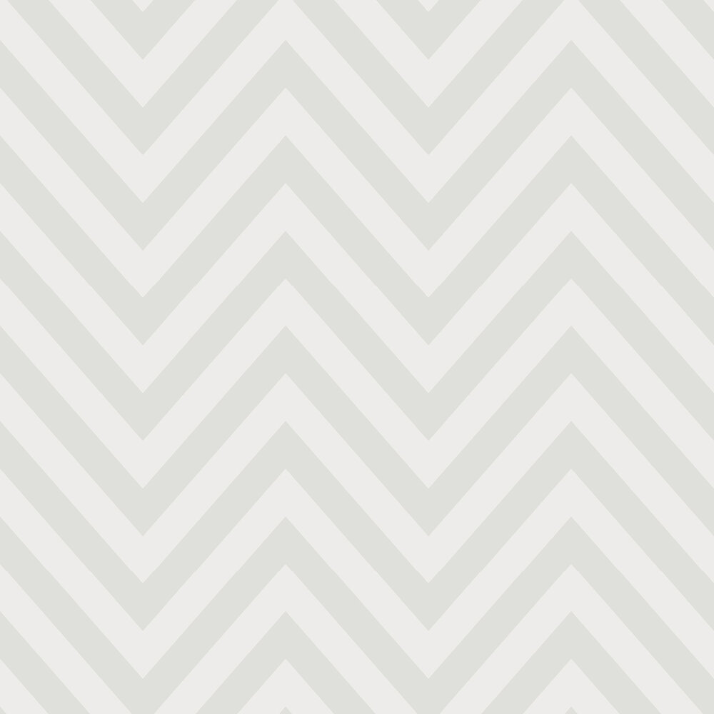 Chevron Wallpaper - Grey - by Albany