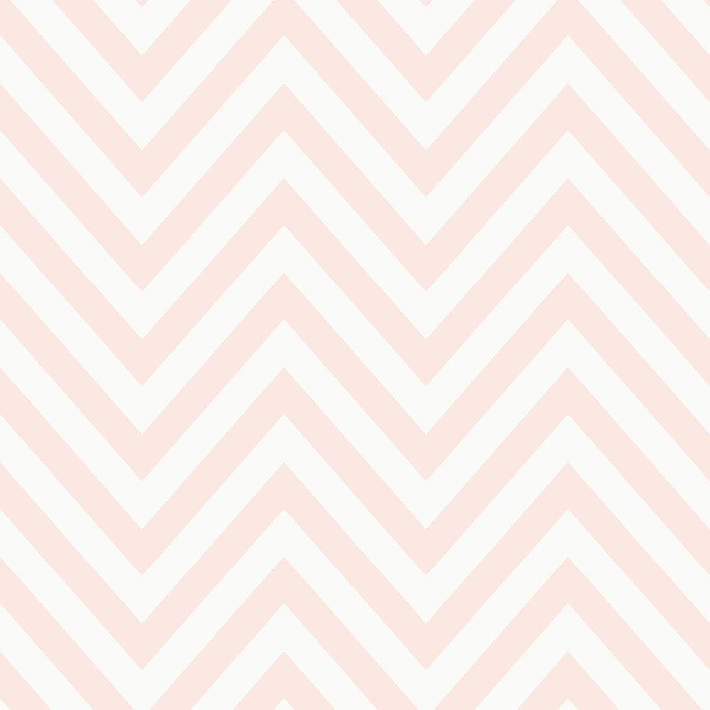 Chevron Wallpaper - Pink - by Albany